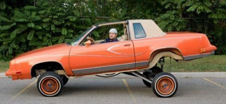 hydraulic car