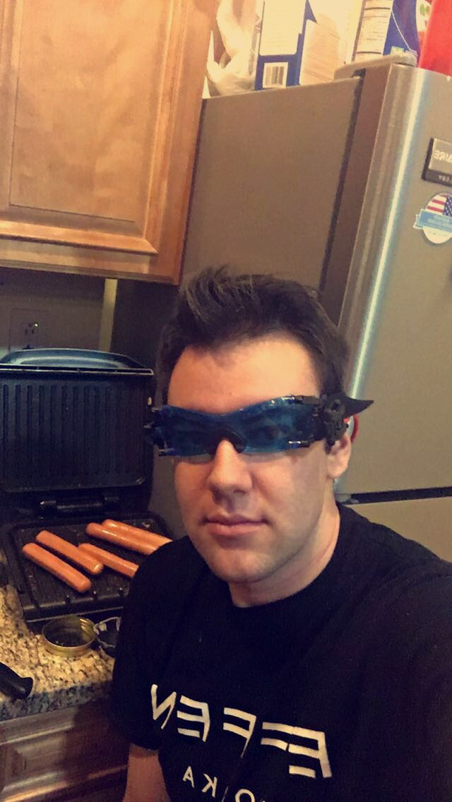 Are my new spy goggles a threat towomen?