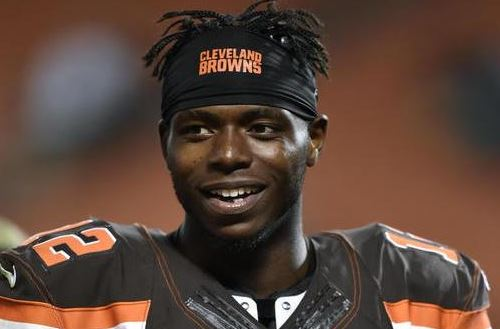 Shoutout to Josh Gordon for admitting to drinking Mad Dog 20-20 before his high schoolgames