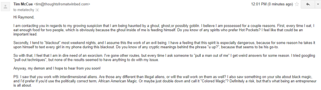 email ghost final