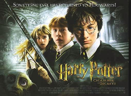 Harry Potter and the Chamber of Secrets was just as riveting as thefirst