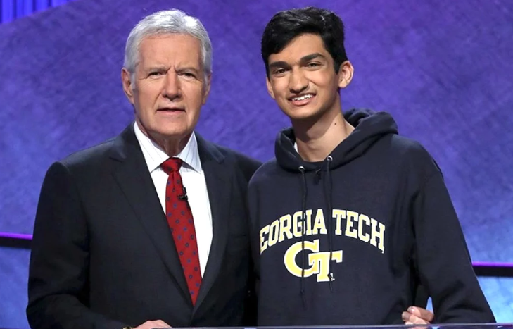 Jeopardy winner plans to spend winnings on lifetime supply of TacoBell
